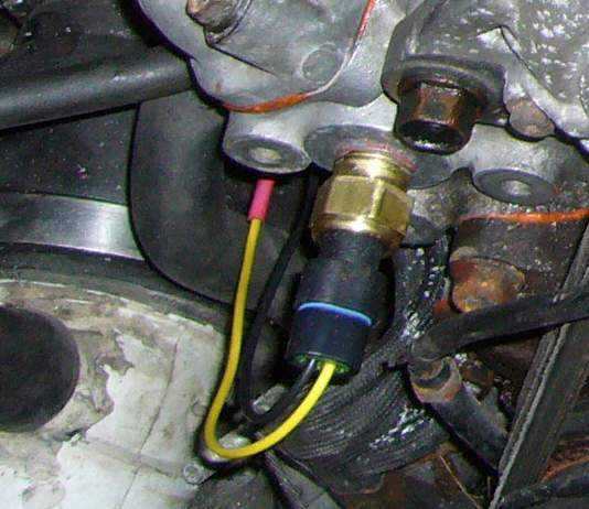how to megasquirt your 2nd gen rx 7 wire the megasquirt ms1 ms2 coolant temp sensor wired to megasquirt
