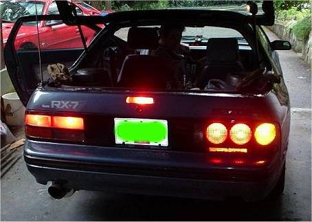 How To Install 89 92 Tail Lights On An 86 88 Rx 7