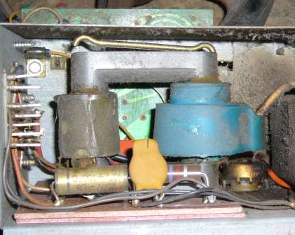 Nice flyback tranformer for HV circuit use