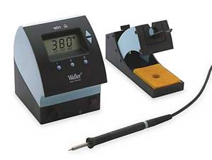80W temperature controlled soldering station
