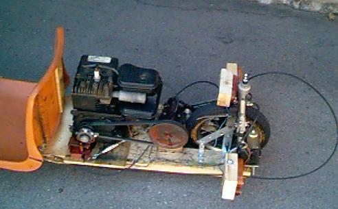 Go Kart Engine Build