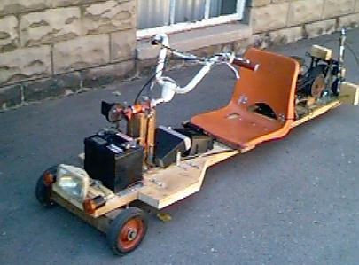 My Go Kart