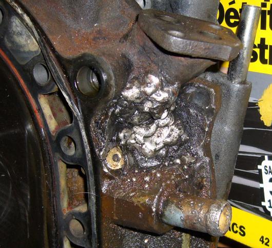 Engine Damage!