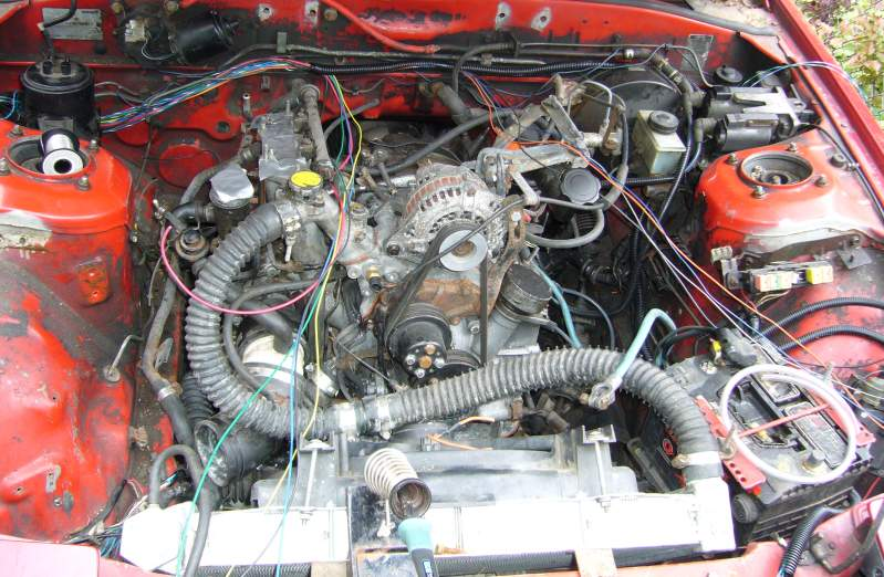 How To Megasquirt Your 2nd Gen RX-7: Wire The Megasquirt MS3
